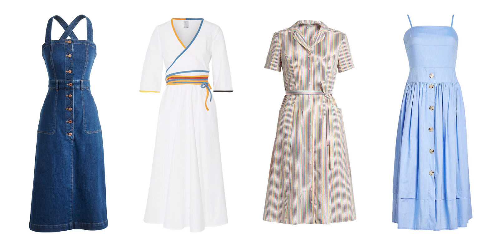 12 Cute Summer Dresses For