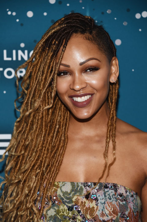 "Whether real (Willow Smith) or faux (Ciara and Rihanna), the women in music are making sure locs have a much deserved moment again.""Goddess Faux Locs are locs created using all human hair,"" explains Dr. Kari. ""They are more lightweight than regular faux locs and have a loose wavy end. The process is different from creating ""regular"" faux locs that are traditionally created with synthetic hair."""