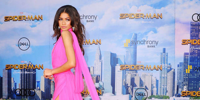 Zendaya's 'Spider-Man' Press Tour