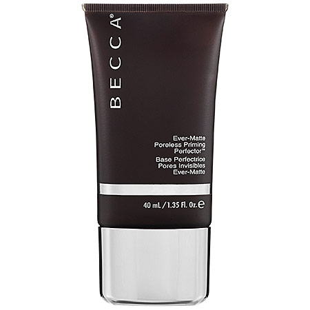 Don't start any makeup look without a dab of this sweat-resistant, absorbentprimer on problem areas. It's your best friend in humidity, and makeup won't budge for 12 hours.$36; sephora.com