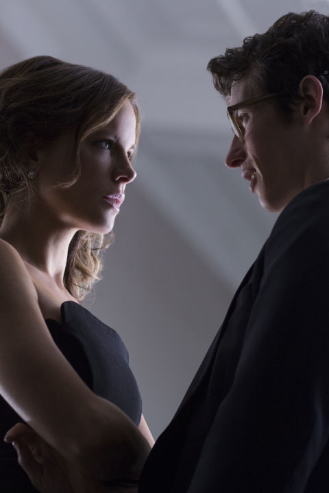 Kate Beckinsale and Callum Turner in 'The Only Living Boy in New York'
