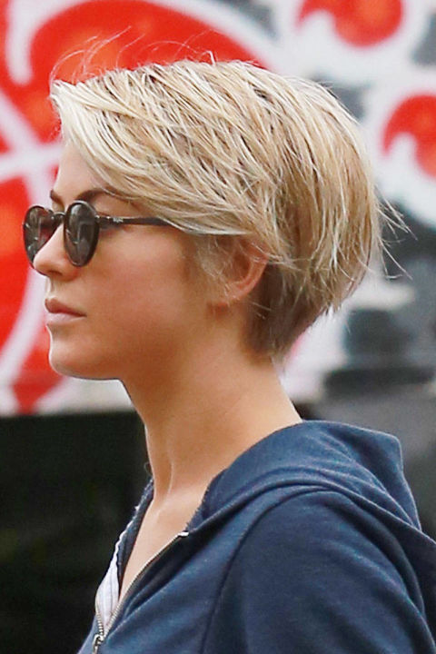 The former Dancing with the Stars favorite is not a stranger to short hair: She has gone from long waves to an asymmetrical bob and back again.