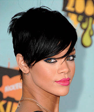 Fringe Benefits Go Rock 'n' Roll With Bangs