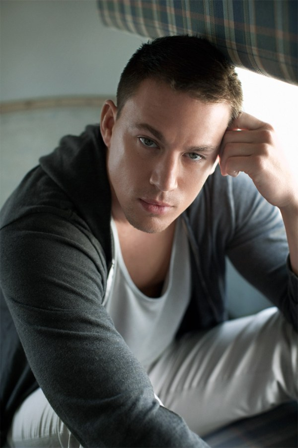 In Bed With Channing Tatum
