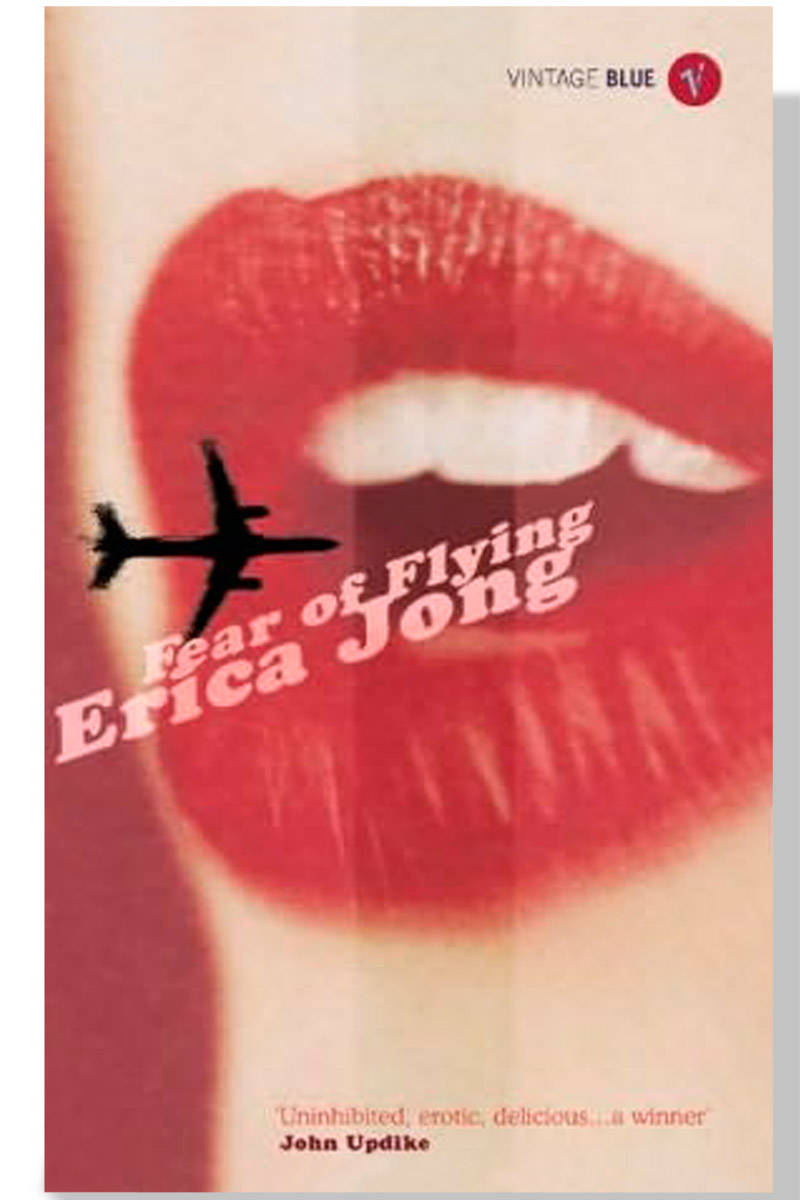 Fear Of Flying Book Covers  Erica Jong Quotes