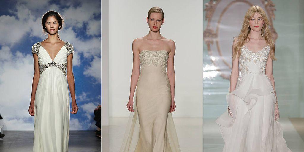 GrecianInspired Wedding Gowns  Grecian Gowns Bridal