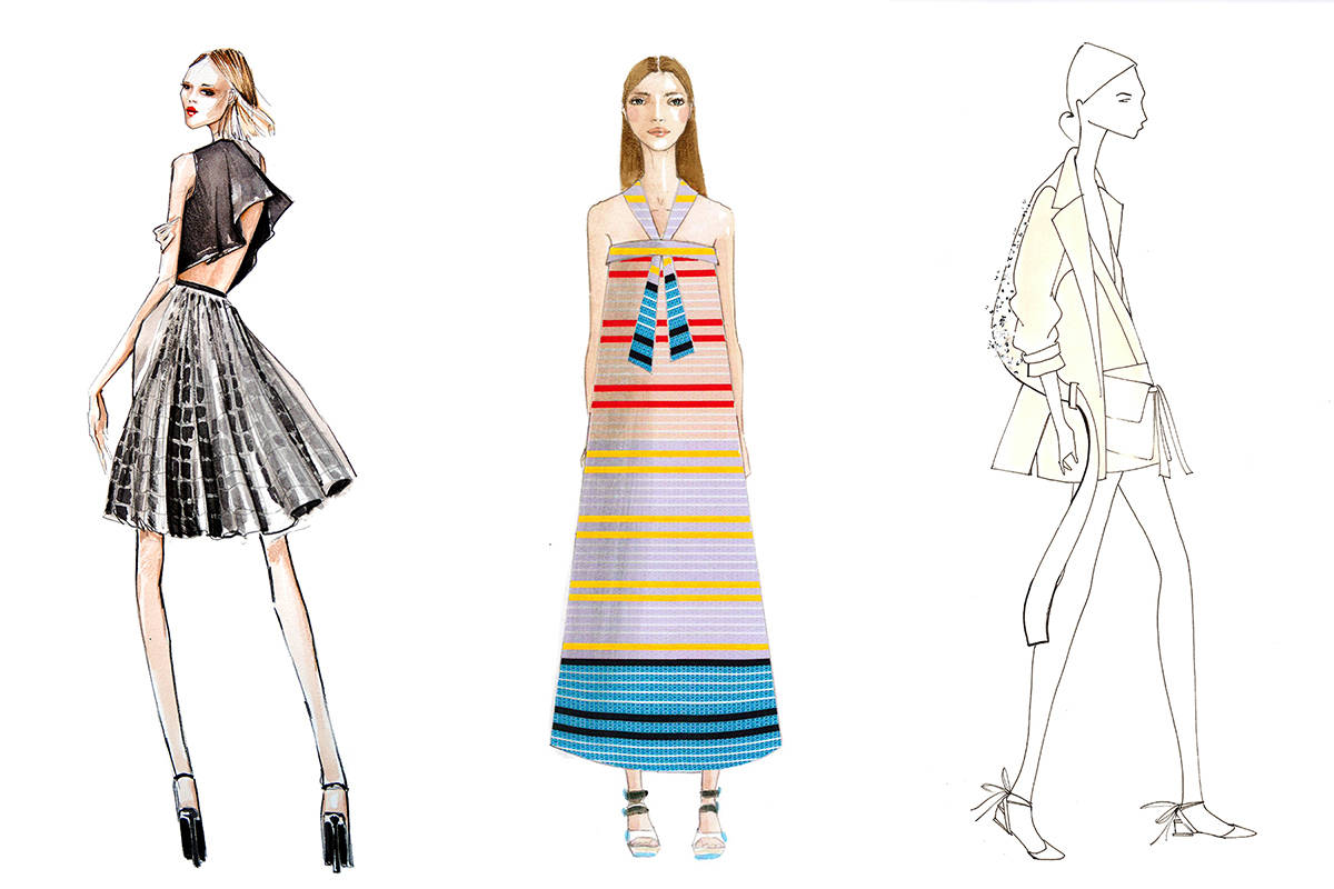 Designer Fashion Week Inspiration Spring 2015