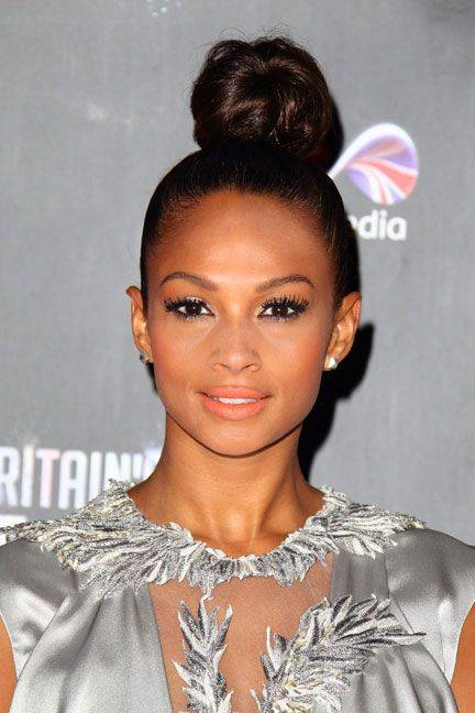 Top Knot Hairstyles Celebrities With Top Knot Hairstyles