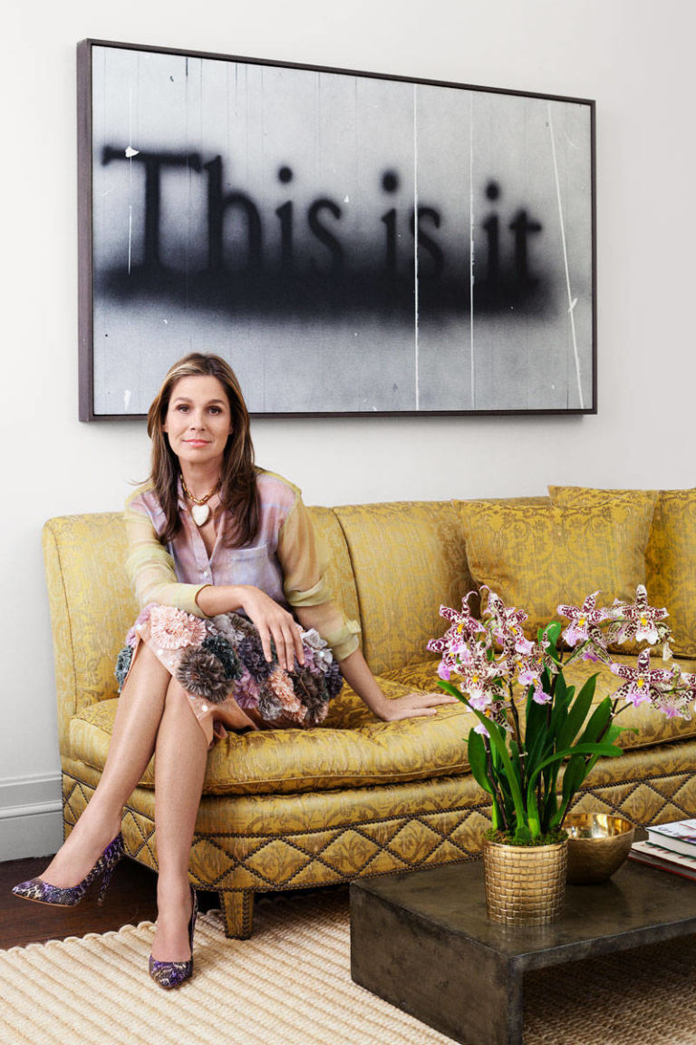 Aerin Lauder NYC Apartment Aerin Lauder Interior Design