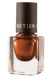 metallic nail polishes - mirrored