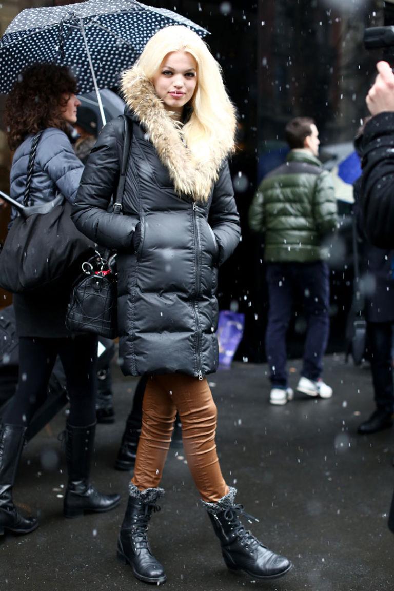 Chic Snow Boots  Designer Snow Boots