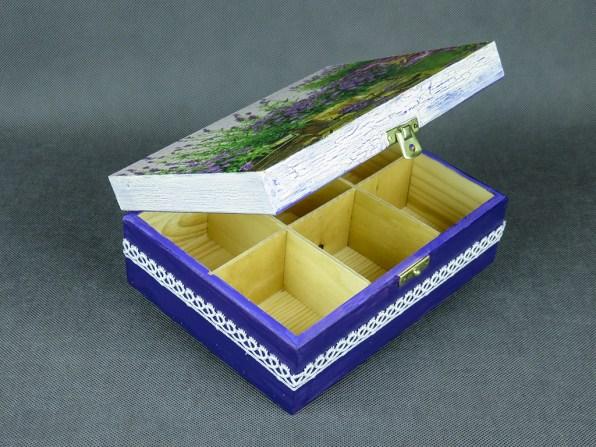 Pudełko - ogród