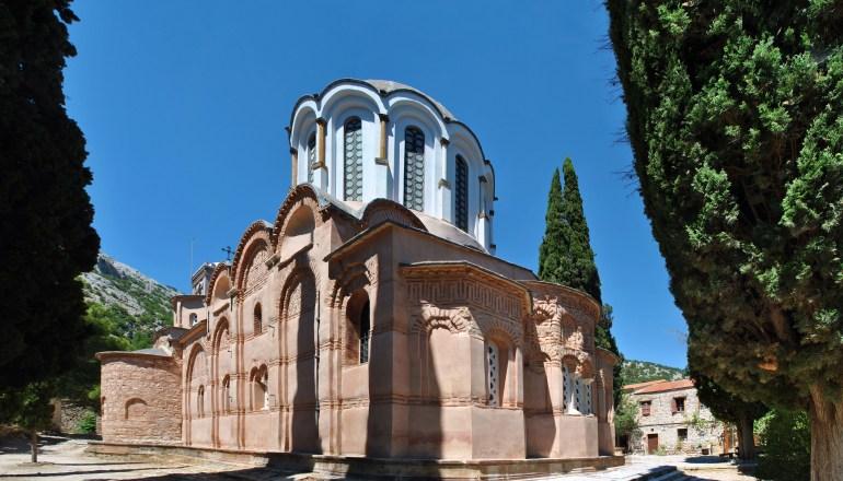 Nea Moni Monastery, Chios