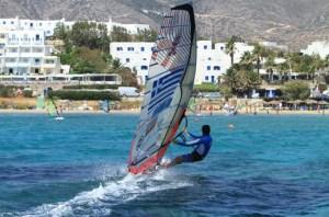 Windsurfing – kitesurfing