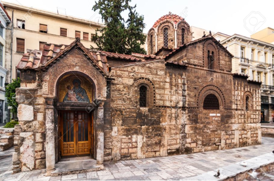 Church of Panaghia Kapnikarea