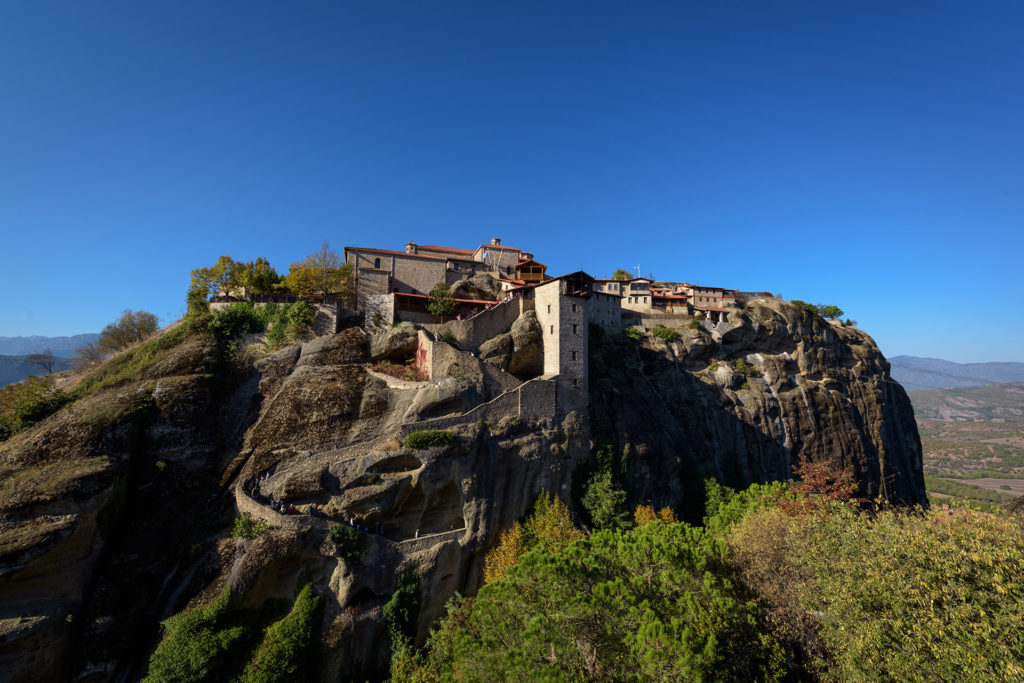 Holy Monastery of Great Meteoron
