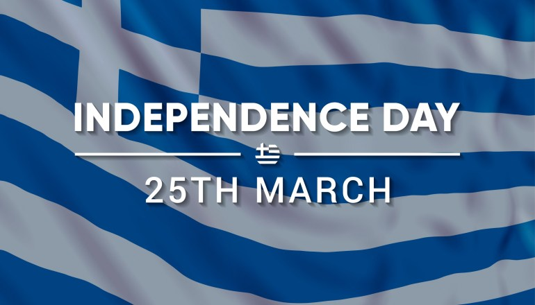 Greek Independence Day 1821-2021