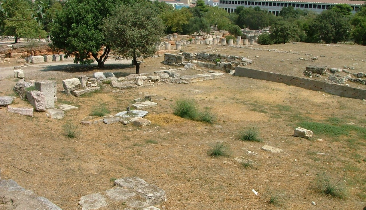 Ancient Agora of Athens Museum