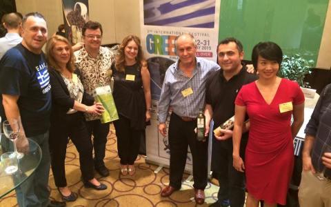 Μαλαισία Παρουσίαση Ελληνικών προϊόντων 2ο Διεθνές Φεστιβάλ Ελλάδα Παντού