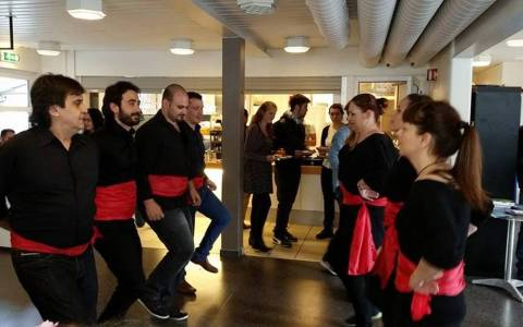 Νορβηγία Εκδήλωση της Ελληνικής Κοινότητας Rogaland 2ο Διεθνές Φεστιβάλ Ελλάδα Παντού
