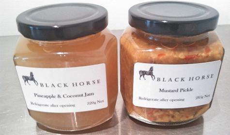 Blackhorse Preserves from Od Bus Depot Markets