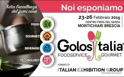 GOLOSITALIA 2019 – Brescia