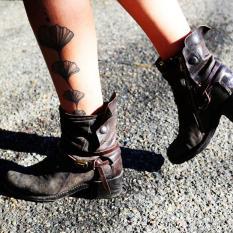 Those boots tho