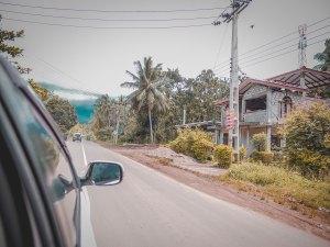 Drive from Ella to Udawalawe, Sri Lanka
