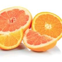 Vitamin C grapefruit orange