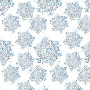 Snowflake Pattern (c) Ella Johnston
