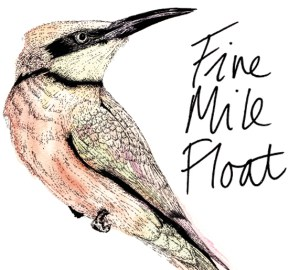 Single cover illustration for Five Mile Float