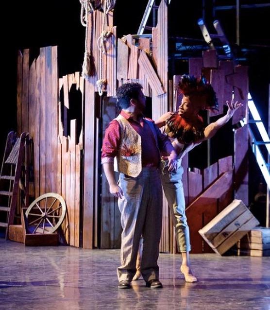Renard Bloomsbry Theatre 2015