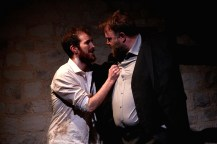 Mad King Suibhne by Noah Mosley, Bury Court Opera, March 2017
