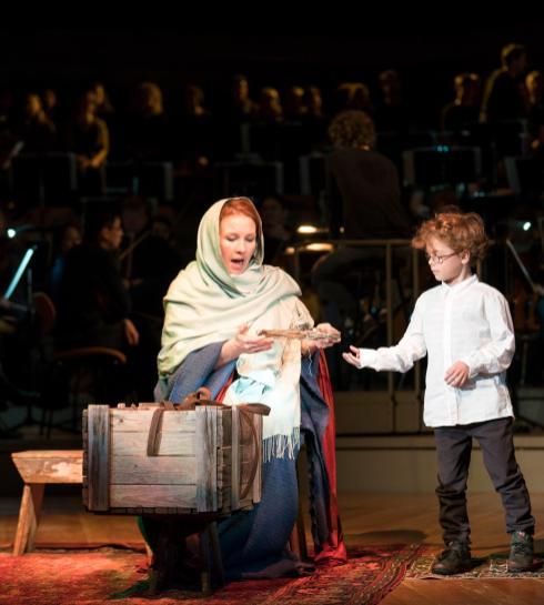 1 - L'enfance du Christ Deutsche Symphonie-Orchester Berlin Fiona Shaw Ella Marchment