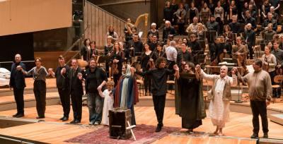 3 - L'enfance du Christ Deutsche Symphonie-Orchester Berlin Fiona Shaw Ella Marchment