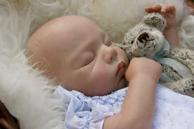 Ruby Charlotte Simon Laurens Reborn