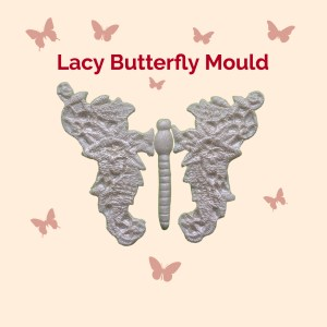 Lacy Butterfly Mould