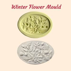Winter Flower Mould