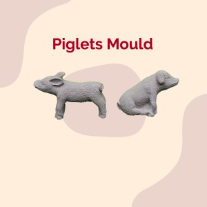 Piglets Mould