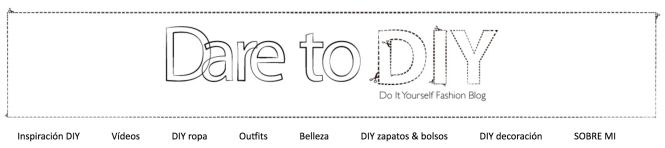 dare to diy blog de moda
