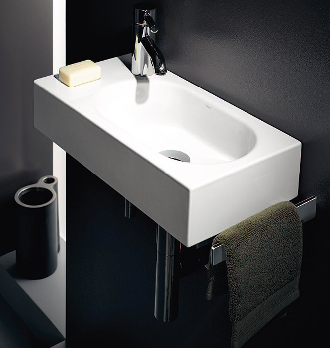 Lavabo rectangular