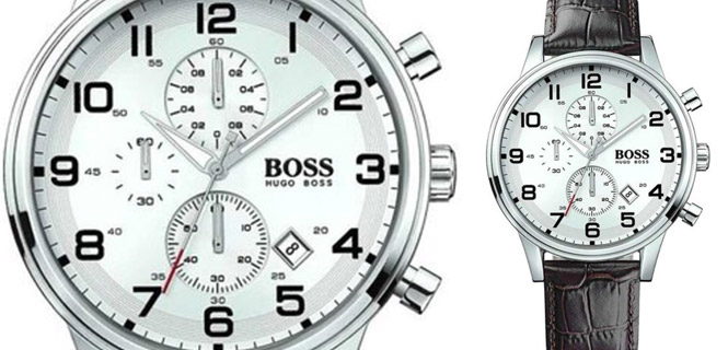 reloj analogico hugo boss