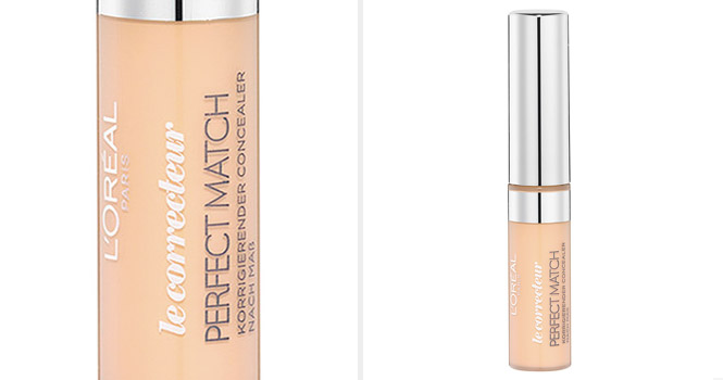 corrector perfect match l´oreal