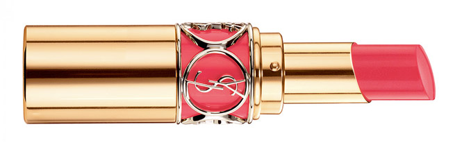 Yves Saint Laurent Rebel Metal Collection Rouge Volupté Shine
