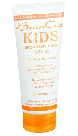 Physical Sunscreen - Kids - SPF 35 de BurnOut