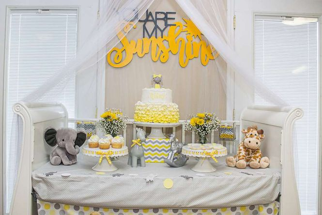 las 7 ideas m s bonitas de decoraci n para baby shower