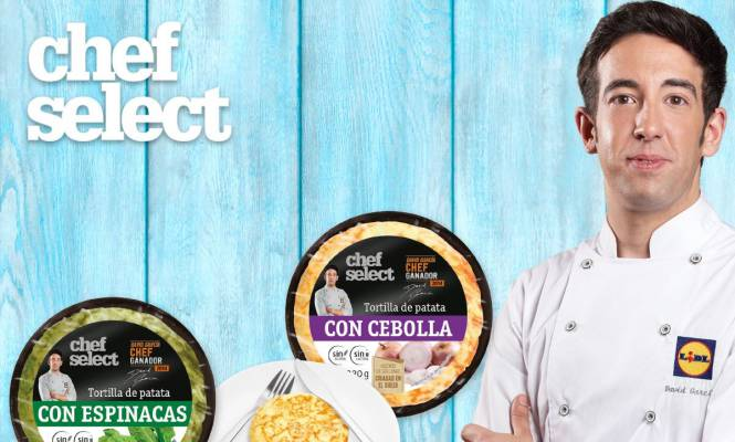 Tortilla Chef Select