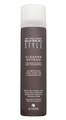 Bamboo Style Cleanse Extend Translucent Dry Shampoo de Alterna