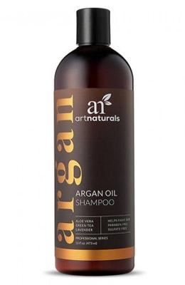 Argan Oil Shampoo Hair Treatment de Art Naturals