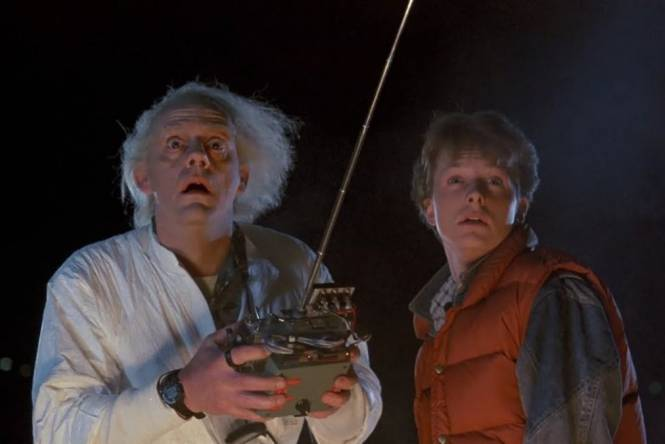 Regreso al Futuro (Back to the Future)
